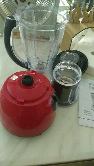 iPerfect 北爱料理机多功能家用果汁宝宝辅食搅拌豆浆研磨 CY-301标配 晒单图