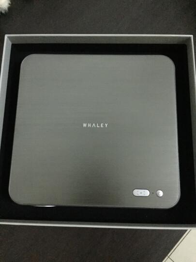 微鲸(WHALEY)F1 投影仪 投影机家用(1200流明 高清高亮 语音操控 手机/微型投影 智能巨幕影院) 晒单图