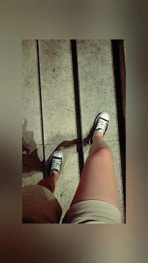 回力/Warrior 经典低帮男女款帆布鞋春秋休闲男女鞋黑白色情侣款 WXY-391 蓝色 36 晒单图