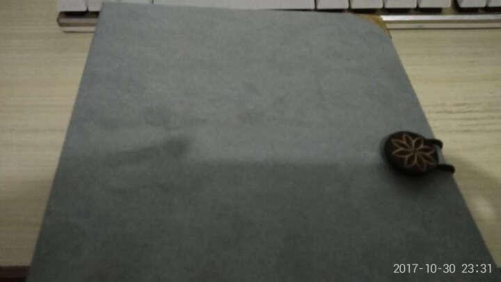 美记 相册影集插页式6寸200张 麂皮绒复古文艺情侣家庭相簿宝宝成长册 创意礼品礼物 棕色 晒单图