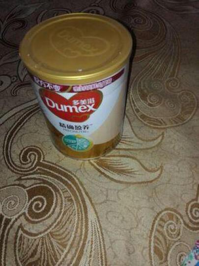 多美滋(Dumex)精确盈养儿童配方奶粉 4段(36个月以上儿童适用) 400克(专利精确益子 助力宝宝健康) 晒单图