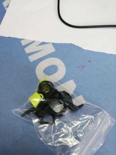 魔浪(morul) U5 plus 运动跑步蓝牙耳机入耳式防水双耳无线重低音立体声耳机 黑色 晒单图