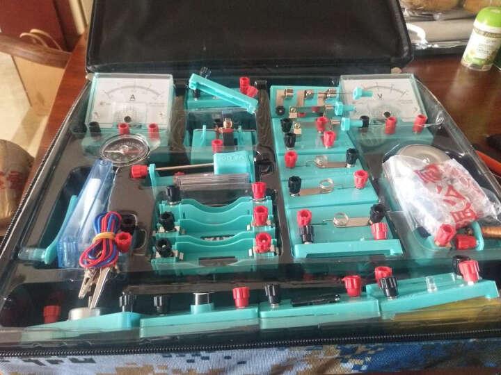 2018初中物理实验器材电学实验盒 电学实验器材初三电学实验箱必 晒单图