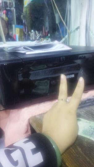 佳能(Canon)MG3680自动双面彩色喷墨无线照片打印机连供多功能一体机手机WiFi复印扫描打印 白色套餐四(豪华连供套餐 狂打3000张) 晒单图