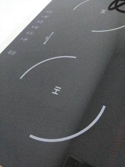 东果(DUVOG) 【德国技术】嵌入式电磁炉双灶家用双头电磁灶双炉电池炉DG-IC01 晒单图