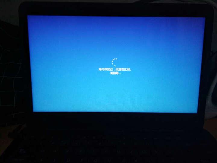 华硕(ASUS) E402BP 悟空本14英寸超薄独显学生办公笔记本电脑 暗蓝色E2-9000/4G/256G固态定制 晒单图