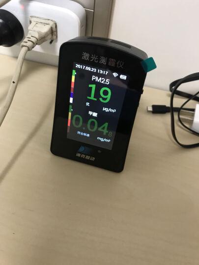 海克智动(HD) B5J 专业甲醛检测仪 测甲醛 家用便携式空气质量检测仪器  PM2.5监测 支持WiFi 晒单图