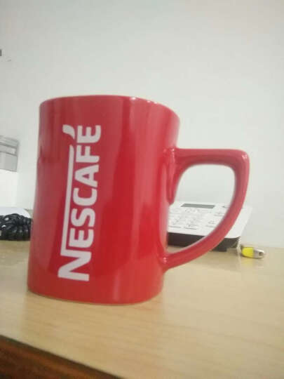 雀巢咖啡(Nescafe) Nestle雀巢咖啡杯经典红杯 雀巢咖啡杯 晒单图