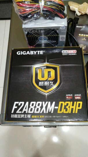 技嘉(GIGABYTE)F2A88XM-D3HP主板 (AMD A88X/Socket FM2+) 晒单图