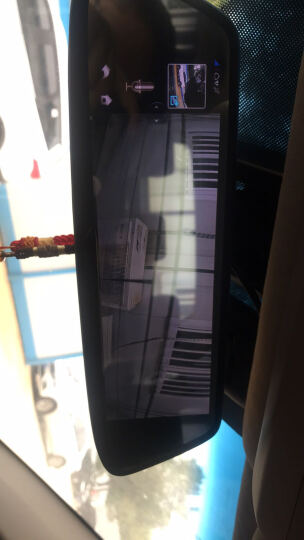 8英寸S系云镜流媒体智能后视行车记录仪导航仪一体机专车专用货车倒车影像ADAS电子狗 路奈自由行 2019全新 12.12提前大放价!+1元升级方控版! 晒单图