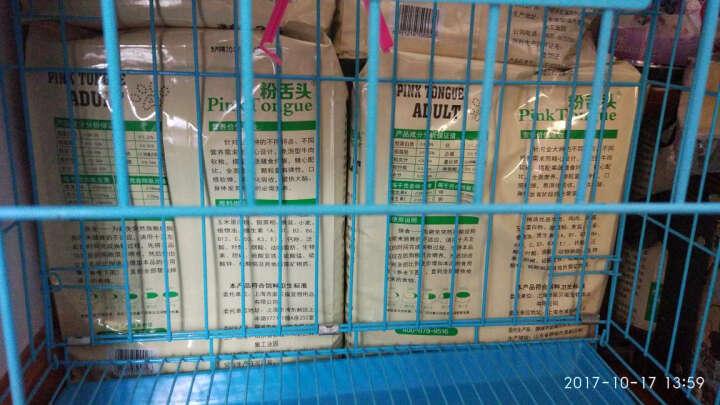 粉舌头(PinkTongue)宠物天然粮 幼犬狗粮500g 贵宾泰迪比熊金毛哈士奇全犬通用 晒单图