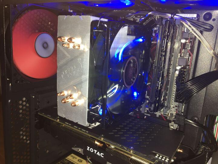 英特尔I7-7700 CPU+华硕(ASUS)PRIME Z270-A 主板套装  晒单图