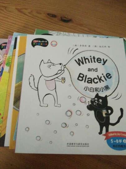 丽声我的第一套亲子英文绘本(5-6岁上+下 点读版 套装共12册 附光盘) 晒单图