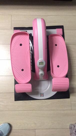 乔燊 jonsy 智能踏步机 家用静音迷你椭圆机扶手脚踏机减肥瘦身健身器材 Q3-粉色智能款-厂家发货 晒单图