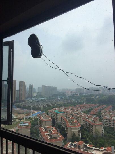 玻妞HOBOT 188家用智能擦玻璃机器人全自动电动擦窗机器人高层擦玻璃神器双面擦擦窗器 晒单图