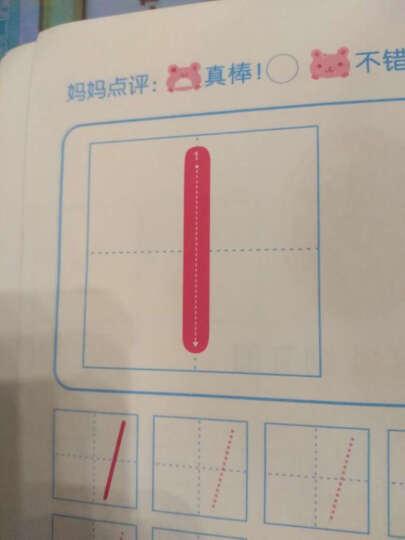 阳光宝贝 幼小衔接学前描红天天练 拼音描红1 晒单图