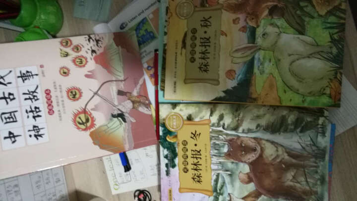 中国古代寓言故事  语文新课标分级阅读丛书  无障碍彩绘注音版 晒单图