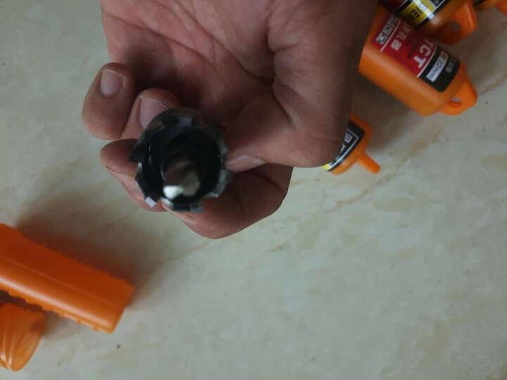 贝诺斯开孔器合金开孔器不锈钢开孔器金属开孔器1#硬质合金不锈钢开孔器空心钻头深孔钻 75MM 晒单图