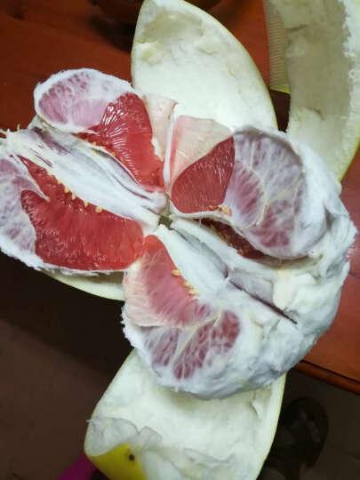 同城果鲜 福建平和琯溪蜜柚 红心蜜柚 柚子 约2.25-2.5kg 礼盒 晒单图