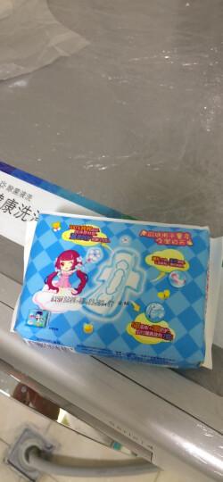 七度空间(SPACE7) 少女超薄纯棉 夜用卫生巾(量多日用适用)275mm*5片 晒单图