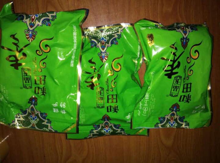 一品玉 蜜饯果干 新疆灰枣 大枣 妈妈蒸姜汁红枣218g/袋 晒单图