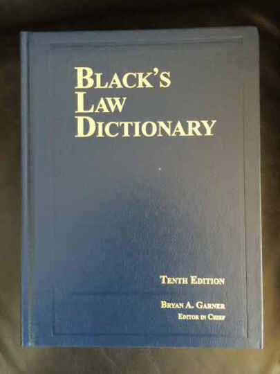 英文原版Black's Law Dictionary布莱克法律辞典/词典第十版 晒单图