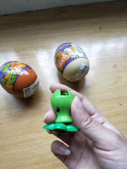 潮昇动漫 植物大战僵尸玩具塑料拼装拼插积木发射益智男生女孩儿童玩具 扭蛋积木 款式随机(1个) 晒单图