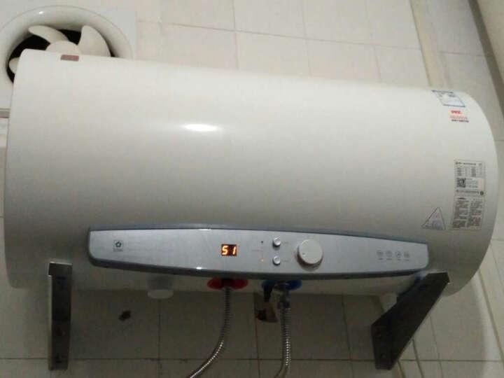 樱花(SAKURA) 储水式电热水器家用洗澡淋浴机50升/60升5重防漏电1级能效 60升-88E61D 晒单图