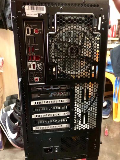 追风者(PHANTEKS) 515PTG钢化玻璃RGB电竞ATX水冷机箱(支持280水冷/2把RGB灯光可调静音风扇/防尘/背线) 晒单图