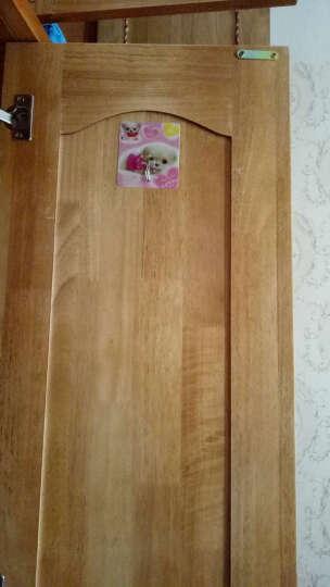 喜家家 无痕挂钩 加强承重厨房浴室门后粘钩钩子 海滩假日 4个装 晒单图