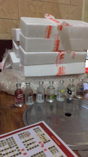 止【侠风中国】绝对伏特加(Absolut Vodka)(小酒办酒伴酒版)(玻璃瓶) 柑橘味50ml 晒单图