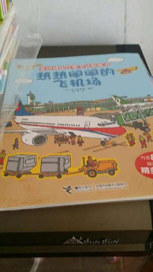 热热闹闹的飞机场 幼儿图书 手工书 早教书 儿童书籍 晒单图