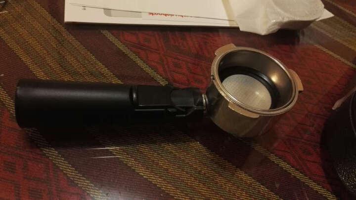摩飞电器(Morphyrichards) MR7008咖啡机家用半自动咖啡机意式浓缩咖啡机 晒单图