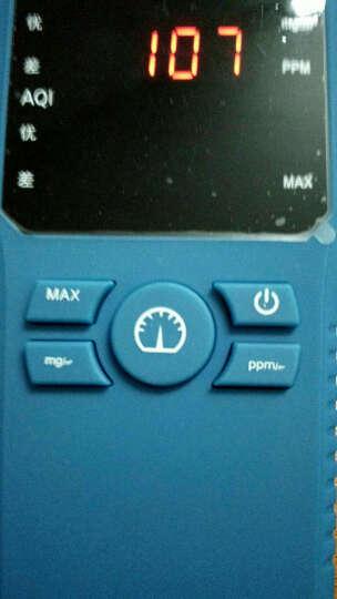 绿宜居 甲醛检测仪家用 TVOC空气质量测试仪 除甲醛室内自测甲醛仪器 家车两用 充电智能款 晒单图