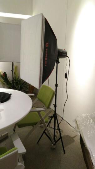 金贝DII-250 影室闪光灯摄影棚柔光灯箱套装 拍照设备摄影器材 DII-便携标准罩 晒单图