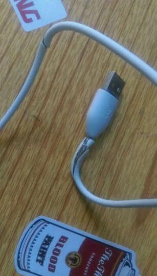 HTC 充电器数据线 适用于HTC/M7/M8/M9/E8/816/802w/D820 白色单数据线 晒单图