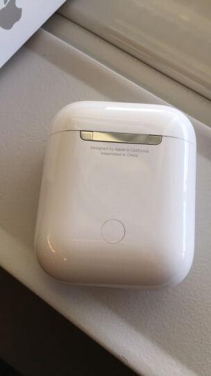 苹果(APPLE) airpods 无线蓝牙耳机【原装】iphone7/8/x手机耳机 MMEF2CH/A 国行 晒单图