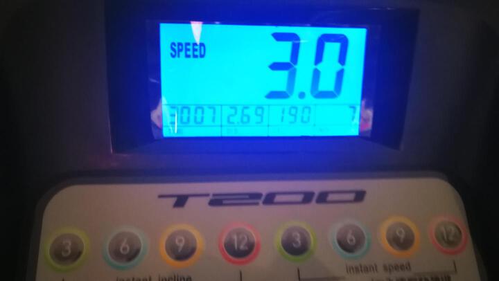 欧洲品牌必艾奇BH家用跑步机BT6443静音减震可折叠健身器材 跑步机垫 晒单图
