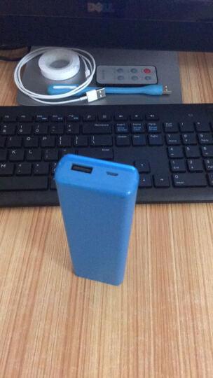 Mophie 10400毫安 移动电源/充电宝 便携小巧商务款(3527)蓝色 晒单图
