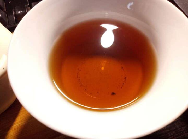 咏甘华 大红袍水仙肉桂礼盒乌龙武夷岩茶叶 249g大红袍 晒单图