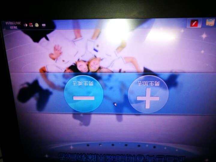 得丽珑 15英寸电阻触摸屏一体机电脑工业平板触控收银餐饮监控壁挂工控机 黑色 NF7-四代i7双核2.0G/4G/32G 晒单图