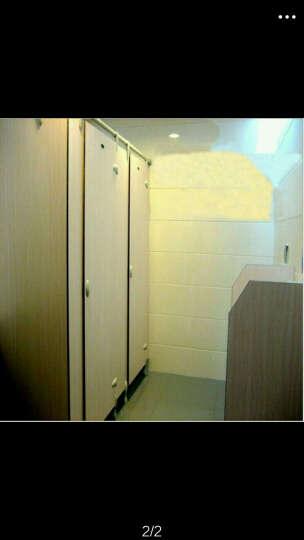 上海办公室玻璃高隔断墙铝合金带百叶钢化玻璃屏风隔断隔音墙定做 60款单玻 晒单图
