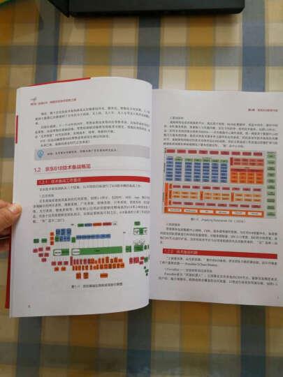 京东基础架构建设之路(全彩)(博文视点出品) 晒单图