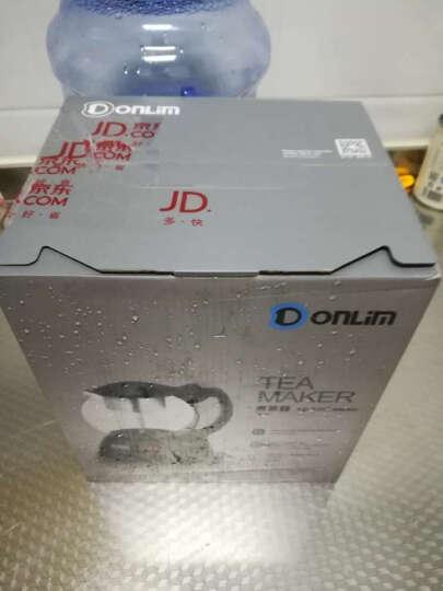 东菱(Donlim)养生壶 玻璃 蒸汽喷淋式  蒸茶 煮茶壶 煮茶器 1升/L XB-1001 晒单图