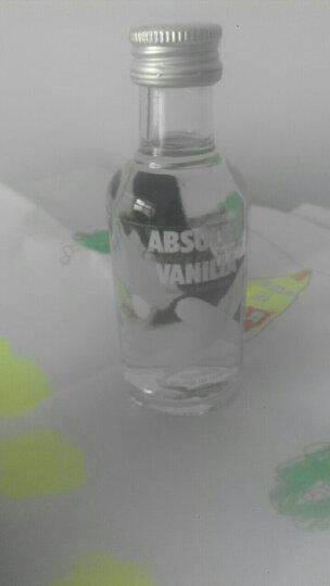瑞典伏特加(Absolut Vodka) 瑞典伏特加 绝对伏特加 香草味 50ml 晒单图