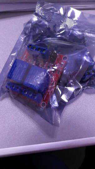 TaoTimeClub 2路 5V继电器模块 继电器扩展板 开发板 支持高低电平触发 晒单图