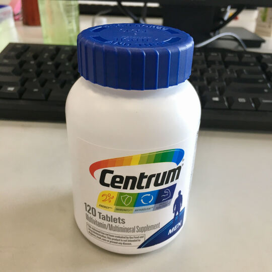 善存(Centrum)维生素 女士复合维生素多种营养素矿物质 200粒 晒单图