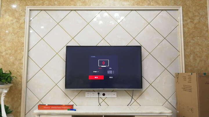 TCL L55E5800A-UD 55英寸 4K HDR 三十核安卓智能云电视机(深灰色) 晒单图