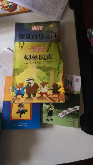 中国名家名作少年儿童文学阅读:严文井童话故事精选 晒单图