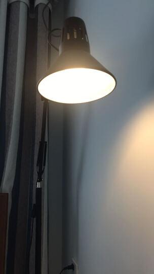 道远亮眼睛金属落地灯ML626黑色 晒单图